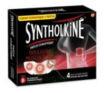 SYNTHOLKINE PATCH CHAUFFANT GRAND FORMAT, bt 2 à Gradignan