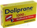 DOLIPRANE ADULTES 1000 mg, suppositoire à Gradignan