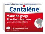 CANTALENE, comprimé à sucer à Gradignan