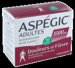 ASPEGIC ADULTES 1000 mg, poudre pour solution buvable en sachet-dose à Gradignan