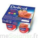 DELICAL NUTRA'POTE DESSERT AUX FRUITS, 200 g x 4 à Gradignan