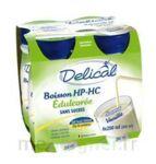 DELICAL BOISSON HP HC EDULCOREE, 200 ml x 4 à Gradignan