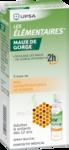Acheter LES ELEMENTAIRES Solution buccale maux de gorge adulte 30ml à Gradignan