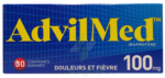 ADVILMED 100 mg, comprimé enrobé à Gradignan
