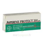 ASPIRINE PROTECT 300 mg, comprimé gastro-résistant à Gradignan