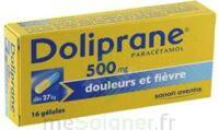 DOLIPRANE 500 mg Gélules B/16 à Gradignan