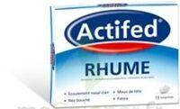 ACTIFED RHUME, comprimé à Gradignan