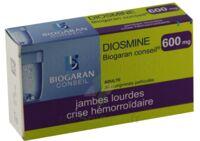 Diosmine Biogaran Conseil 600 Mg, Comprimé Pelliculé à Gradignan