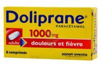 DOLIPRANE 1000 mg Comprimés Plq/8 à Gradignan