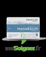 Granions De Magnesium 3,82 Mg/2 Ml S Buv 30amp/2ml à Gradignan