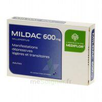 MILDAC 600 mg, comprimé enrobé à Gradignan