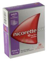 Nicoretteskin 10 mg/16 h Dispositif transdermique B/28 à Gradignan
