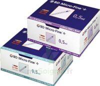 BD MICRO - FINE +, 0,3 mm x 8 mm, bt 100 à Gradignan