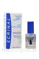 ECRINAL SOIN & BEAUTE ONGLES HUILE SECHE - VERNIS, fl 10 ml à Gradignan