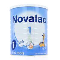 NOVALAC LAIT 1 , 0-6 mois BOITE 800G à Gradignan