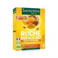 Santarome Bio Ruche Royale Solution Buvable 20 Ampoules/10ml à Gradignan