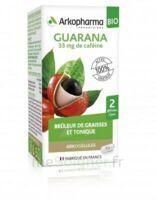 Arkogélules Guarana Bio Gélules Fl/45 à Gradignan