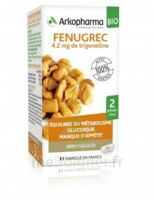 Arkogélules Fenugrec Bio Gélules Fl/40 à Gradignan
