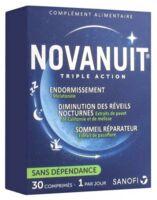 Novanuit Triple Action Comprimés B/30 à Gradignan