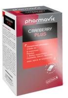 Pharmavie Cranberry Plus 12 Sachets à Gradignan