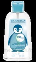 ABCDerm H2O Solution sans rinçage nettoyante bébé Fl pompe/1L à Gradignan