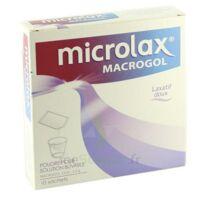 MICROLAX MACROGOL 5,9 g, poudre pour solution buvable à Gradignan