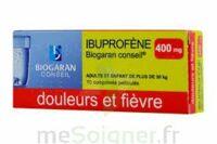 IBUPROFENE BIOGARAN CONSEIL 400 mg, comprimé pelliculé à Gradignan