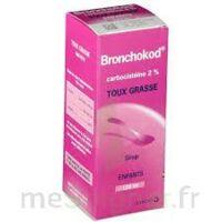 BRONCHOKOD ENFANTS 2 POUR CENT, sirop à Gradignan
