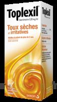 Toplexil 0,33 Mg/ml, Sirop 150ml à Gradignan