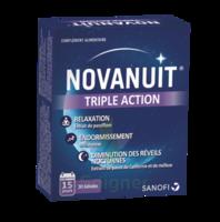 Novanuit triple action à Gradignan
