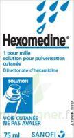 HEXOMEDINE 1 POUR MILLE, solution pour pulvérisation cutanée en flacon pressurisé à Gradignan