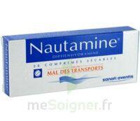 NAUTAMINE, comprimé sécable à Gradignan