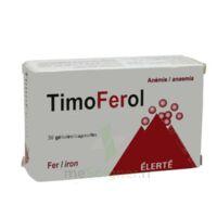 TIMOFEROL, gélule Plq/90 à Gradignan