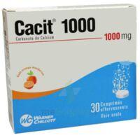 CACIT 1000 mg, comprimé effervescent à Gradignan