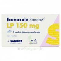 ECONAZOLE SANDOZ L.P. 150 mg, ovule à libération prolongée à Gradignan