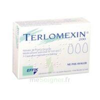 TERLOMEXIN 200 mg, capsule molle vaginale à Gradignan