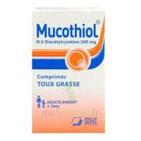 MUCOTHIOL 200 mg, comprimé pelliculé à Gradignan