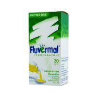 FLUVERMAL 2 POUR CENT, suspension buvable à Gradignan