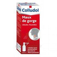 Colludol Solution Pour Pulvérisation Buccale En Flacon Pressurisé Fl/30 Ml + Embout Buccal à Gradignan