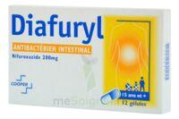 DIAFURYL 200 mg, gélule à Gradignan