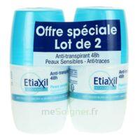 ETIAXIL DEO 48H ROLL-ON LOT 2 à Gradignan