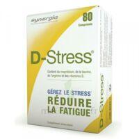 D-STRESS, boite de 80 à Gradignan