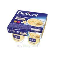 Delical Riz Au Lait Nutriment Vanille 4pots/200g à Gradignan