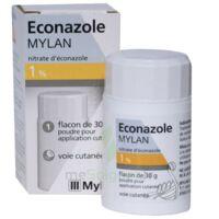 ECONAZOLE MYLAN 1 % Pdr appl cut Fl/30g à Gradignan