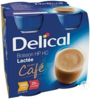 DELICAL BOISSON LACTEE HP HC, 200 ml x 4 à Gradignan