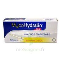 Mycohydralin 500 Mg, Comprimé Vaginal à Gradignan
