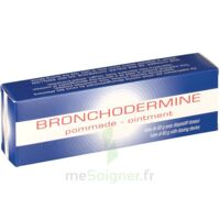 BRONCHODERMINE, pommade à Gradignan