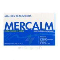MERCALM, comprimé pelliculé sécable à Gradignan
