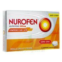 NUROFEN 200 mg, comprimé orodispersible à Gradignan