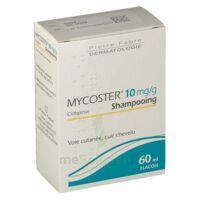 Mycoster 10 Mg/g Shampooing Fl/60ml à Gradignan